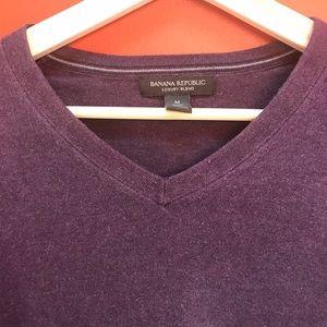 Banana Republic Silk, Cashmere sweater
